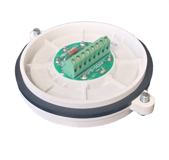 Consilium Salwico NS-ADAPT-3 IP55 Base Plate Adapter N1425