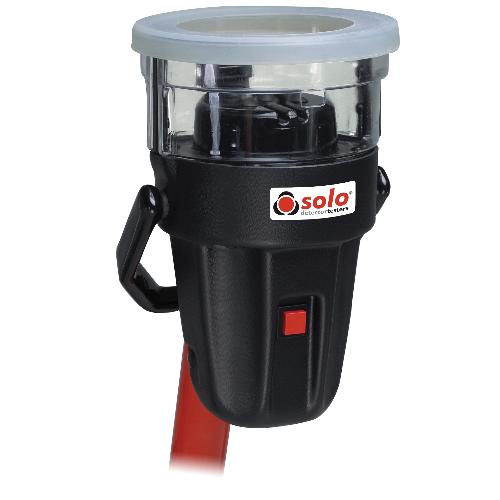 Solo 460-001 Cordless Heat Detector Tester Head Unit