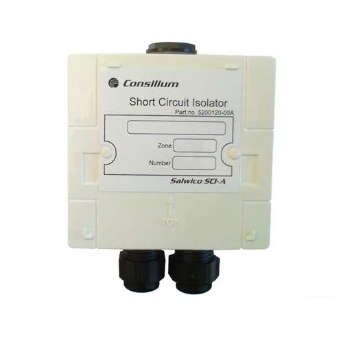 Consilium Salwico SCI-A WP IP67 Short Circuit Isolator 5200120-00A