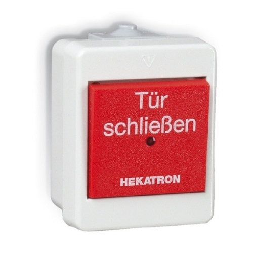 Hekatron HAT 03 Manual door release button IP 44, for humid areas