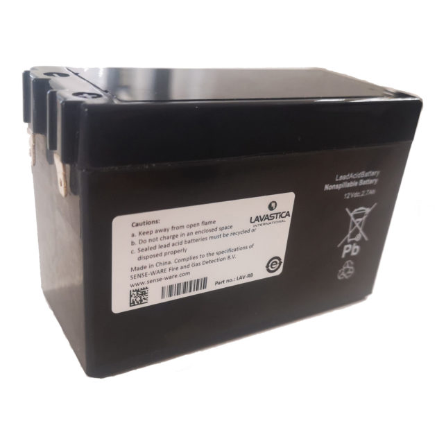 Lavastica LAV-RB Rechargeable battery for LAV-FT-02