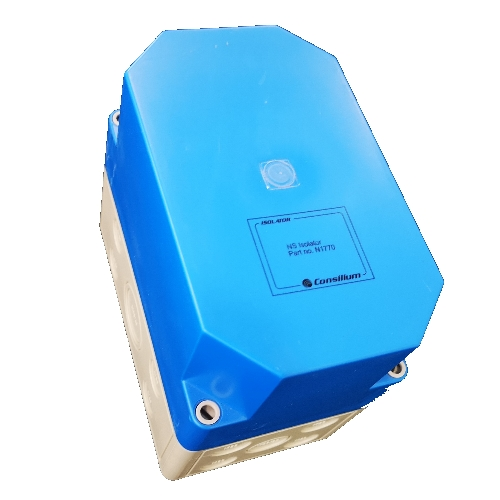 Consilium Isolator NS-Isolator-A Intrinsically Safe Isolator N1790