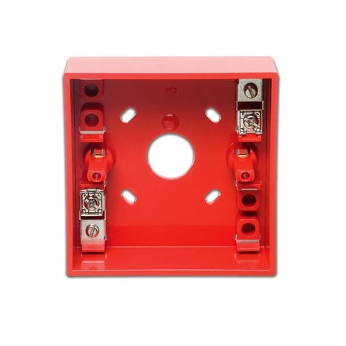Tyco Red backbox for MCP200, MCP211 & MCP250 515.001.021