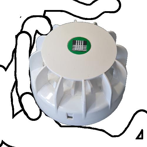Tyco MD301 Heat Detector 516.023.001