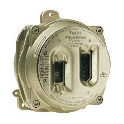 Tyco FlameVision FV411F IR3 Flame Detector 516.300.411