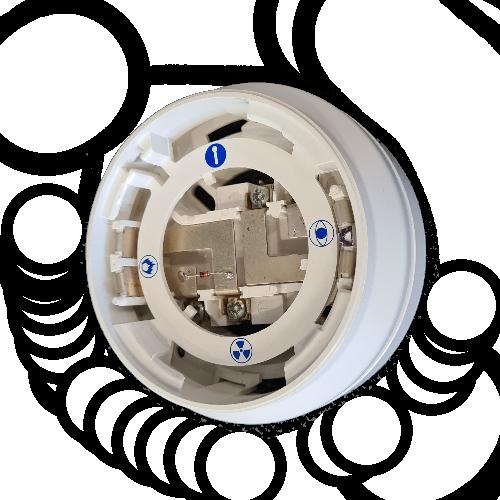 Tyco M300 Detector Base 517.025.001