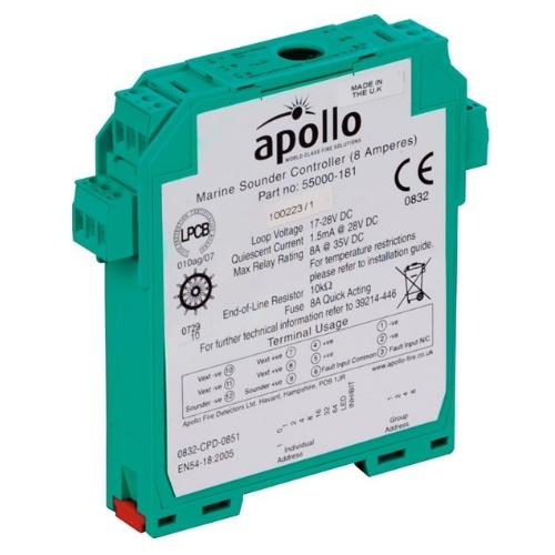 Apollo Marine DIN-Rail Sounder Controller 55000-181MAR