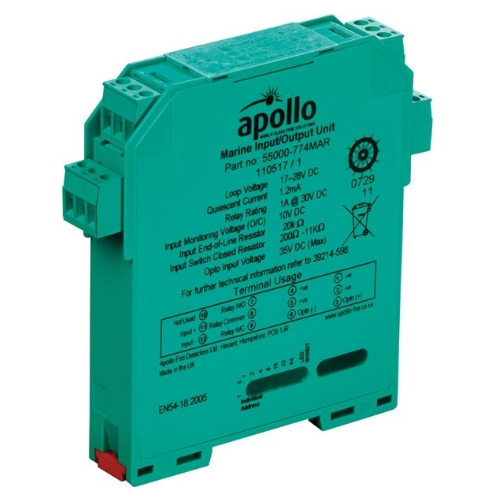 Apollo Marine DIN-Rail Input/Output Unit 55000-774MAR