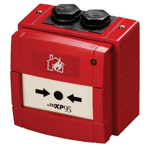 Apollo XP95 I.S. Manual Call Point (Red) 55100-940APO