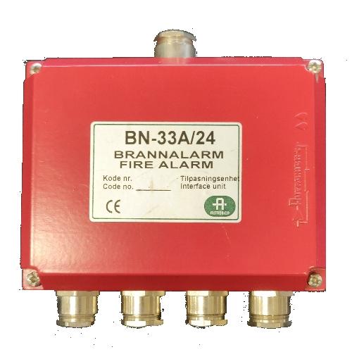 Autronica 116-BN-33/24 Address / Interface Unit