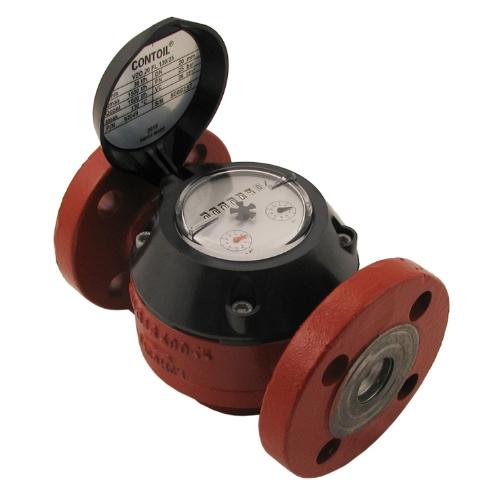 Aquametro Contoil VZO 20 FL 130/25 Flanged Mechanical Oil Meter