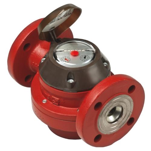 Aquametro Contoil VZO 25 FL 130/25 Flanged Mechanical Oil Meter