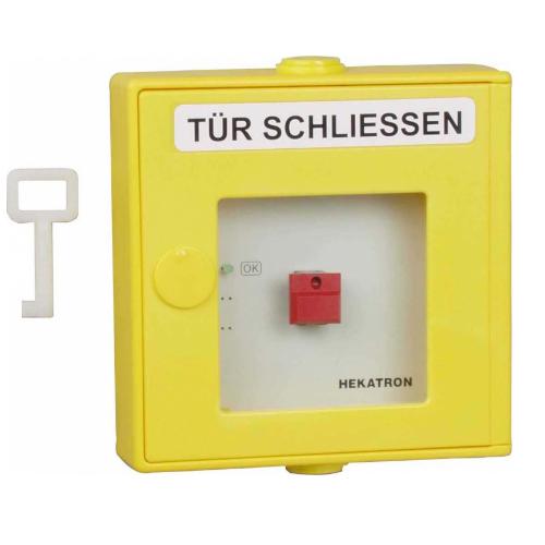 Hekatron DKT01 GE Manual Release Button 6200106