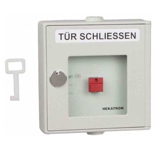 Hekatron DKT01 GR Manual Release Button 6200115