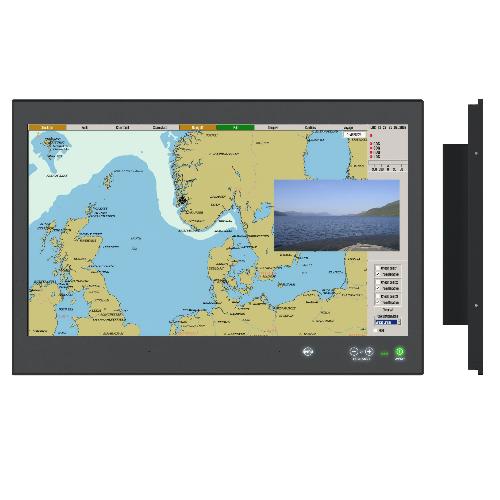 Hatteland HD 27T22 MMD Series X G2 Widescreen LED Display