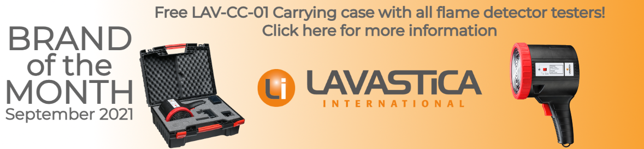 Brand of the Month September - Lavastica